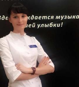 Гурьянова Анна Владимировна
